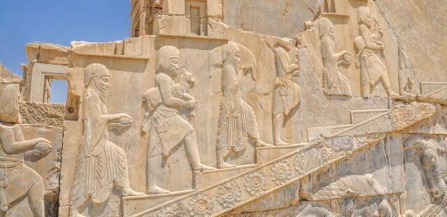 Mesopotamia sucumbió ante los persas.