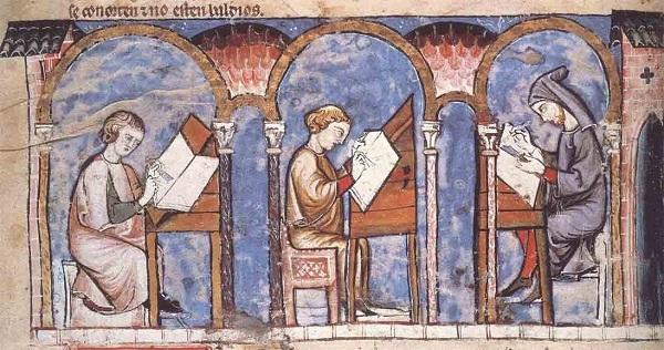 El oscurantismo y los escritos religiosos