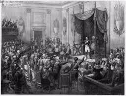 The First public Mass