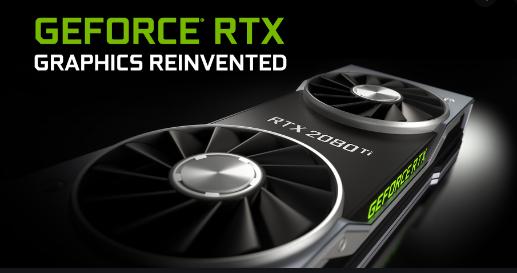 Ray Tracing en Videojuegos (GeForce 20 Series)