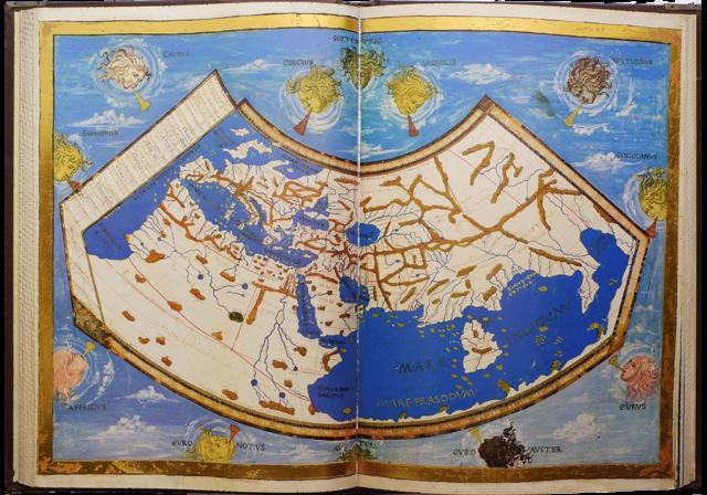 Atlas de Claudio Ptolomeo