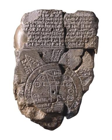 Tablilla de Barro de Babilonia