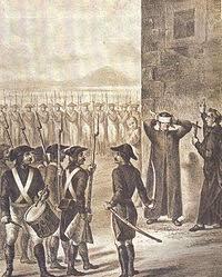 Muerte de Morelos y fin de la segunda etapa de la Guerra de Independencia.