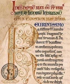 Manuscritos iluminados del periodo medieval tardío