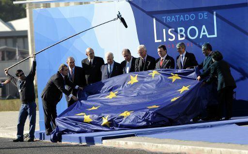 Entra in vigore il Trattato di Lisbona