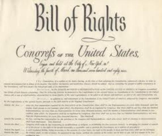 declaracion de derechos britanica 1689