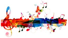 Música i art timeline