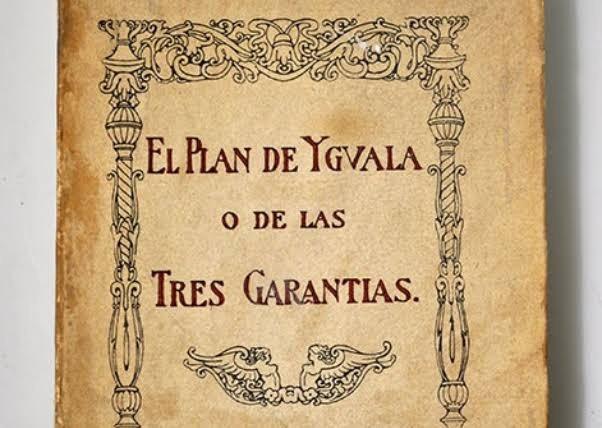El plan de Iguala