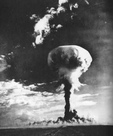 USSR Tests Hydrogen Bomb