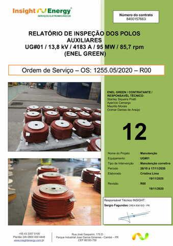 RT.1255.012-R00- Entrega dos polos secundários