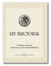 Ley Federal Electoral de 1973
