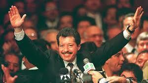 Asesinato de Luis Donaldo Colosio.