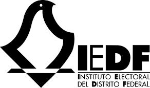 Instituto Electoral del Distrito Federal.