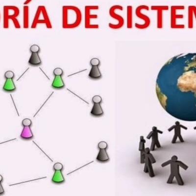 Historia de la Teoría de Sistemas timeline