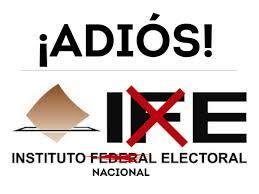 IFE a INE