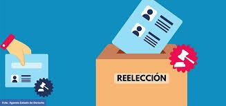Reforma electoral, elección continua de legisladores federales.