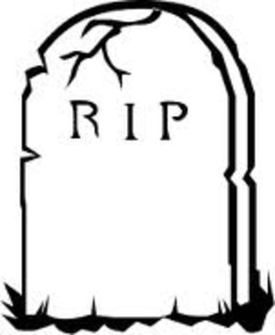 Death of August Kekule