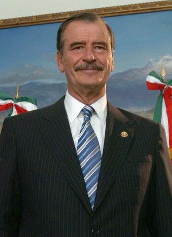 Vicente Foz Quesada (2000-2006)
