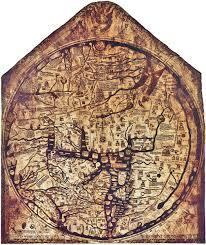 Mapa de T en O