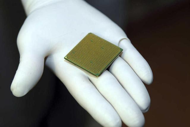 Ordenador de nanotubos