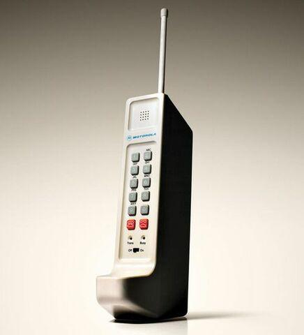 La premier téléphone portable
