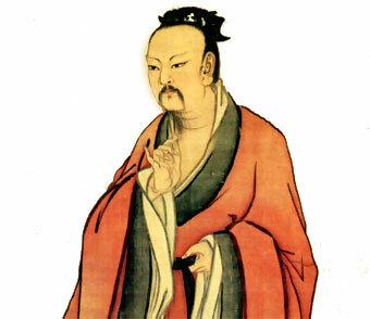 El Emperador Yao interesado por la agricultura
