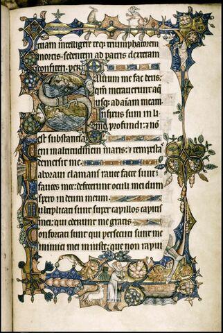 Salmodia de Ormesby