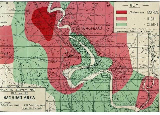 El inicio de los mapas epidemiológico