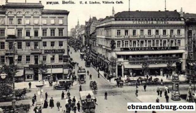 Returning to Berlin