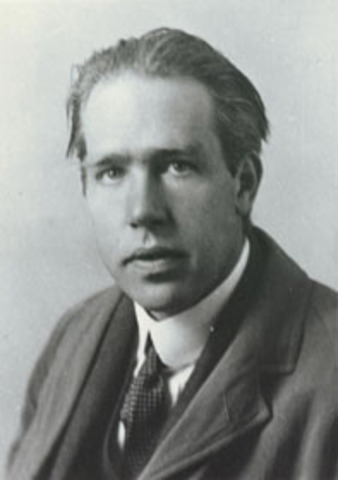 He worked with Niels Bohr