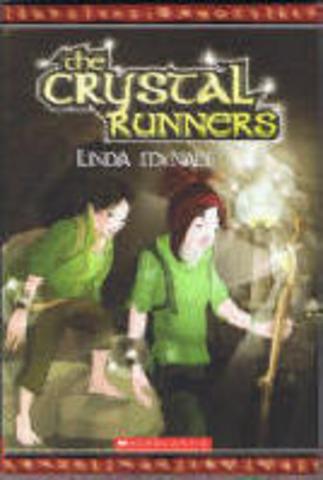 The Crystal runners by Linda McNabb
