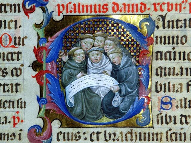 Fin de los manuscritos iluminados