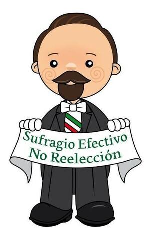 Principio Relativo a La Prohibición De La Reelección
