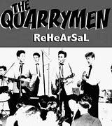 While attending Quarry Bank Grammar School in Liverpool, John Lennon formed a skiffle group called The Quarrymen.