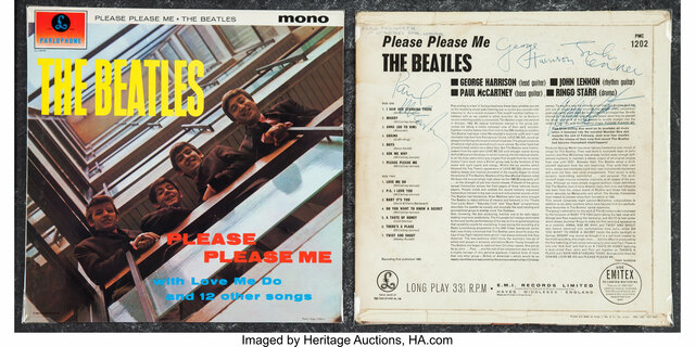 """Art Roberts placed  """"Please Please Me"""", into radio rotation, making it the firts time a Beatles record was heard on American radio."""
