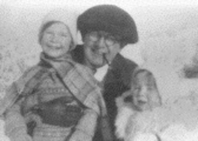 Alfred Binets children