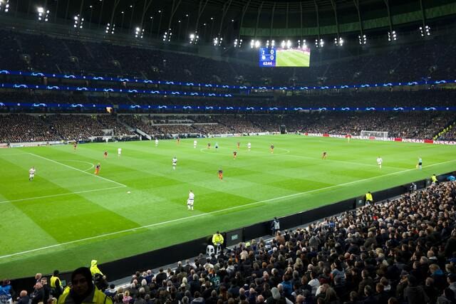 Champions League: Barcelona vs. PSG