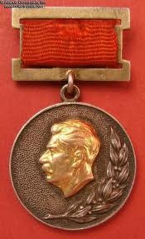 Stalin Prize