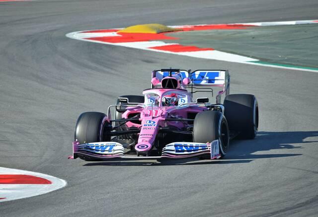Formula One (F1) - Azerbaijan (Baku)