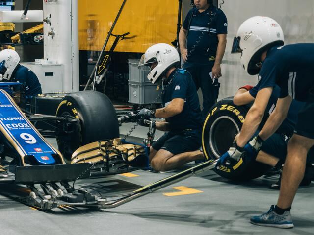 Formula One (F1) - France (Le Castellet)