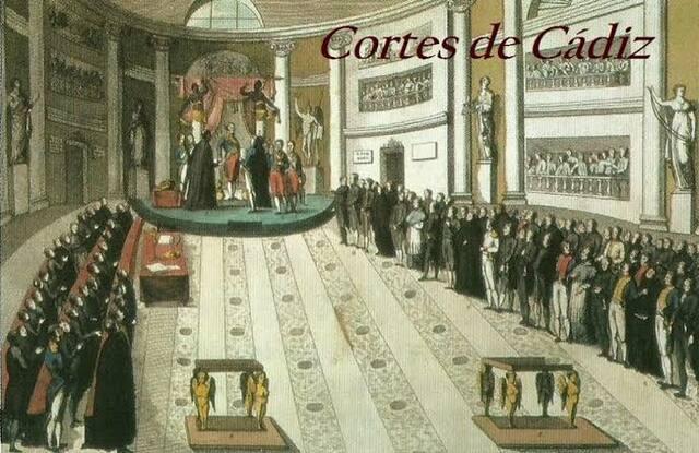 Designación de representantes de la Nueva España