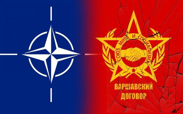 Nato VS Warszawapakten