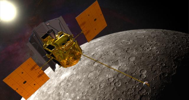 First spacecraft