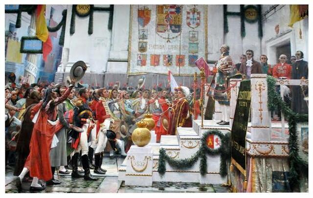 Primeras elecciones realizadas en el virreinato