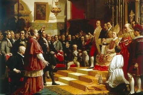 Se nombró a los diputados de las cortes