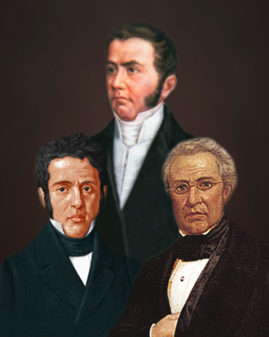 Triunvirato de los Estados Unidos Mexicanos