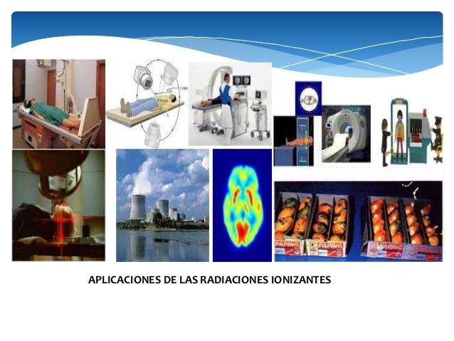 1895 Aplicaciones desde 1895 hasta nuestros días de la radiación ionizante