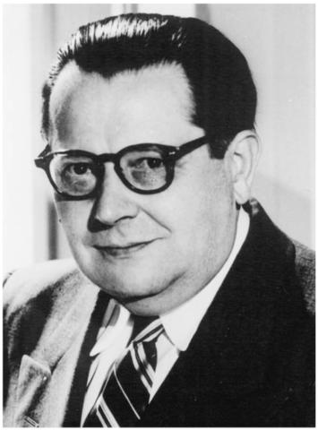 Ludwig von Bertalanffy 1932 - 1937