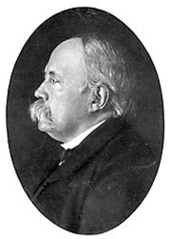 Charles Works with Professor Friedrich Goltz