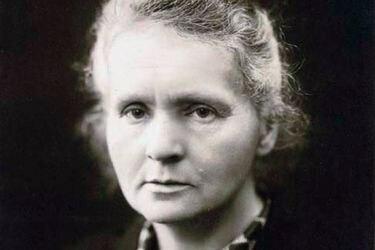 Muere Marie Curie